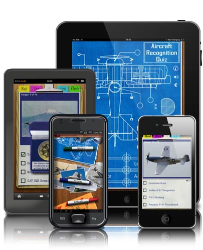 Aircraft Quiz for iOS and Android