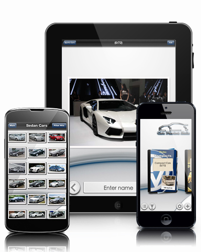 Cars Photos Quiz for iOS (iPhone/iPad)